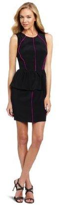 Charlie Jade Women's Prada Peplum Dress