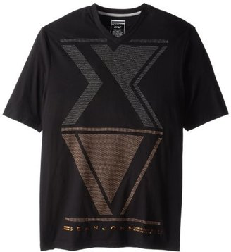 Sean John Men's Big-Tall Xv Stud T-Shirt
