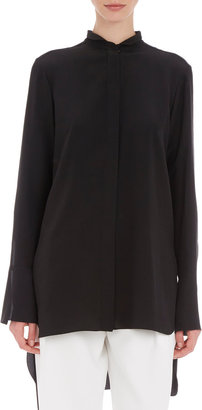 Chloé Silk Tunic Blouse