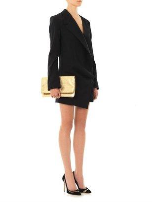 J.W.Anderson Versus X Tux jacket-style dress