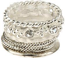 Forever 21 Alloy Ring Set