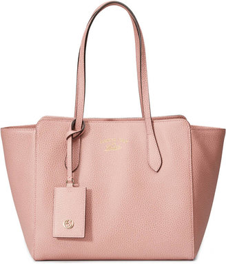Gucci Swing small leather tote