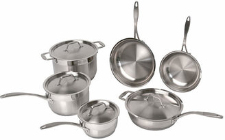 Berghoff 10-pc. Professional Copper Clad Cookware Set