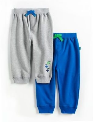 Offspring Baby Boys Two-Piece Pants Set
