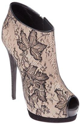 Giuseppe Zanotti Design Lace ankle boot