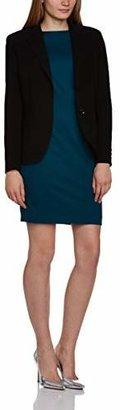 Basler Women's 918030.003 Short 2-Button Long Sleeve Jacket,(Manufacturer Size:40)