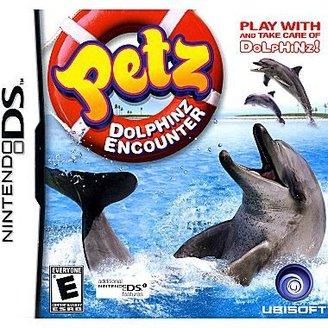 Nintendo DSTM Petz Dolphinz Encounter