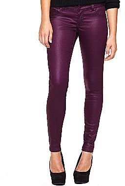 JCPenney Bisou Bisou® Coated Jeans