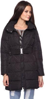 Forever 21 Belted Cold Weather Coat