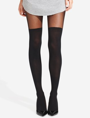 The Limited Over-The-Knee Tights
