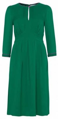 Libelula Sliwa Green Dress