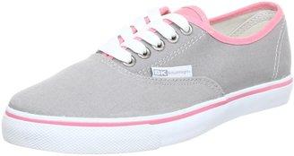British Knights Womens Piccolo Hi-Top Sneakers Gray Grau (lt. Grey/Pink SMU 5) Size: 39