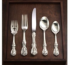 Reed & Barton Francis I 46 Piece Flatware Set