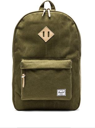Herschel Canvas Collection Heritage Backpack