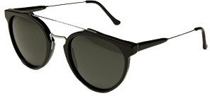 RetroSuperFuture Super Sunglasses Jaguar Black