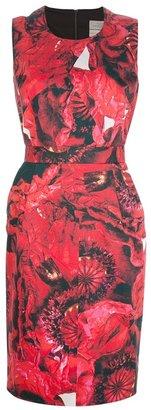 Preen By Thornton Bregazzi 'Blaise' fitted dress