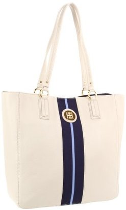 Tommy Hilfiger Th Logo Pebble Leather NS Tote