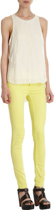 Rag and Bone Rag & Bone Skinny Jean- Canary