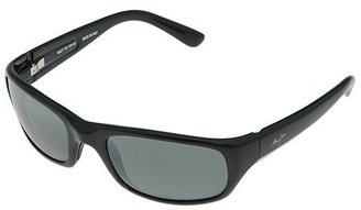 Maui Jim Stingray (Gloss Black/Neutral Grey Lens) Sport Sunglasses