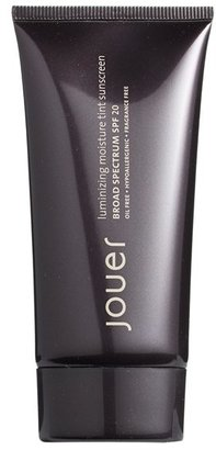 Jouer Luminizing Moisture Tint Sunscreen Broad Spectrum Spf 20 $36 thestylecure.com