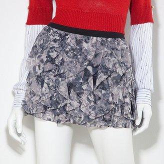 Vera Wang Princess layered ruffle skirt - juniors