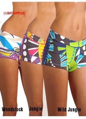 Margarita Activewear Shorts #972 Print