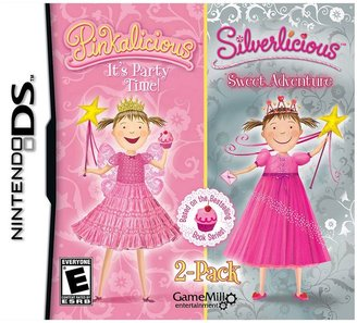 Nintendo Pinkalicious & Silverlicious 2-in-1 Combo Pack for DS