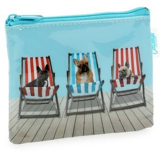 Catseye London 'Deck Chair Dogs' Coin Purse