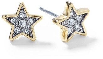 Juicy Couture Pave Star Studs
