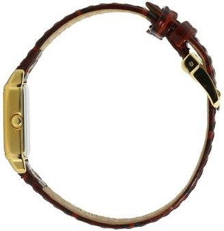 Citizen Eco-Drive Leather Strap Watch EW8282-09P