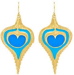 Ruby Kats Pavo Earrings