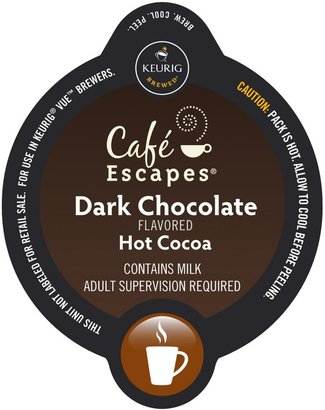 Vue VueTM 16-Count Cafe Escapes® Dark Chocolate Hot Cocoa for Keurig Brewers