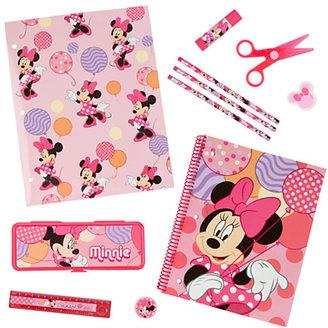 Disney Minnie Mouse School Supply Kit