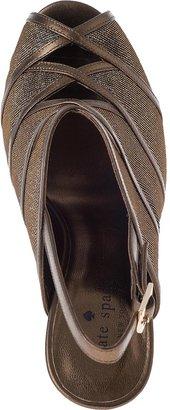 Kate Spade Rachael Evening Sandal Bronze Leather