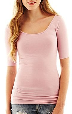 JCPenney Decree® Ballet Top