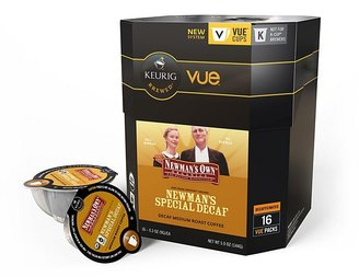 Keurig Newman's Own Decaf V-Cups