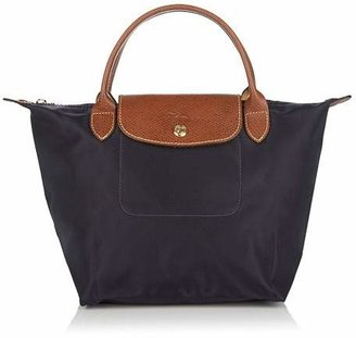 Longchamp Le Pliage Small Top Handle Nylon Handbag