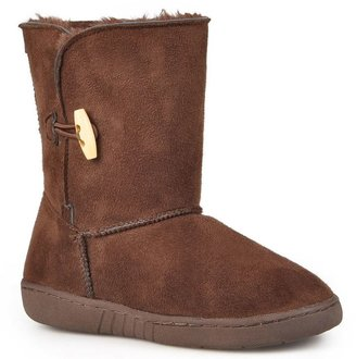 Journee Collection Toggle Boots - Girls