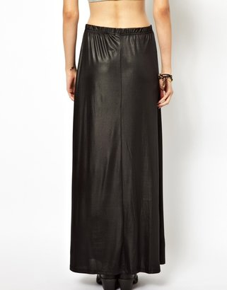 Somedays Lovin Maxi Skirt with Thigh Split