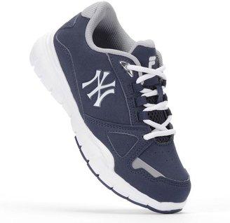 Fila new york yankees flex athletic shoes - boys