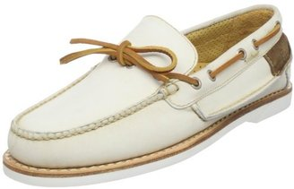 Ernest Hemingway Men's Traverse Leather Boat Shoe