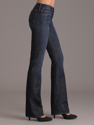 Citizens of Humanity Amber Mid Rise Boot Cut in Pacific Ocean
