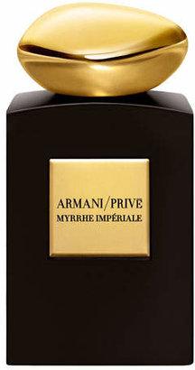 Giorgio Armani Myrrhe Imperial Eau de Parfum, 100ml $290 thestylecure.com