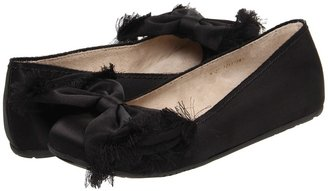 Pedro Garcia Sophie (Black Satin) - Footwear
