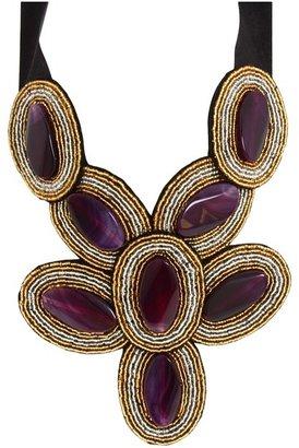 Cayetano Legacy Collection The Maximina (Amethyst) Necklace
