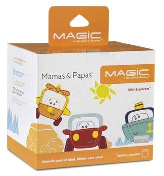 Mamas and Papas MAGIC Card - Mini Explorer - Spanish