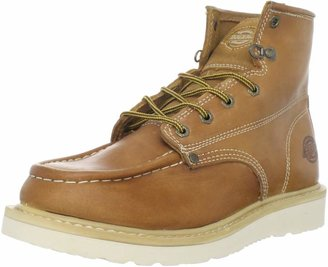 "Dickies Men's Trader 6"" Leather Boot"