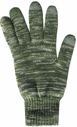 QUIETWEAR QuietWear 2-Layer Knit Touch Screen Gloves