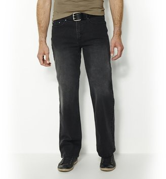 """La Redoute Collections Plus Comfort Fit Stretchy Jeans with Elasticated Waistband, Length 37"""""""
