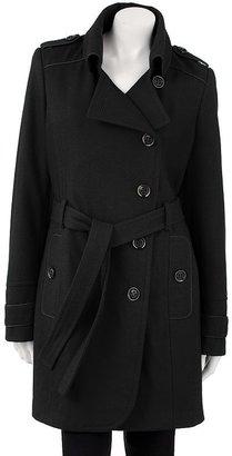 Giacca wool walker coat